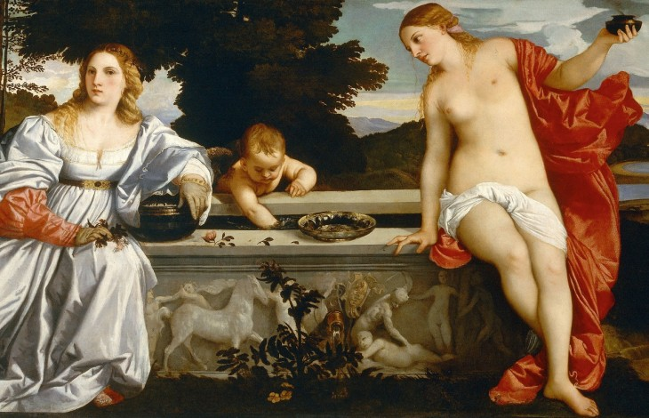 Sacred and Profane Love - Borghese Gallery Tour