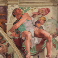 Get inside the mind of Michelangelo as you discover the secrets of the Sistine ceiling