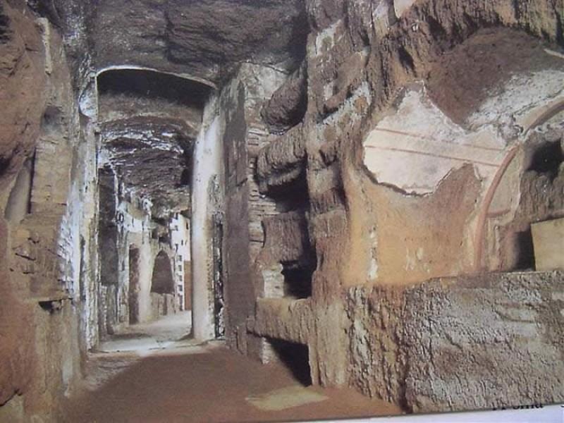 Santa Priscilla Catacombs Tours
