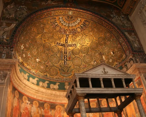 The Seven Wonders of Saint Clement's Basilica in Rome