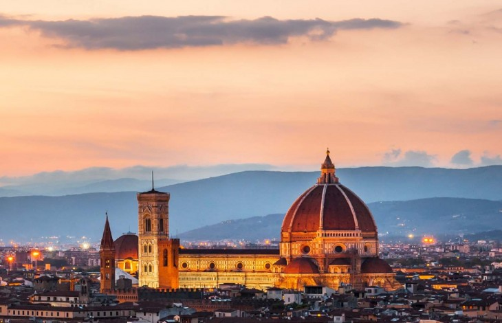 Cathedral of Saint Mary of the Flower - Florence