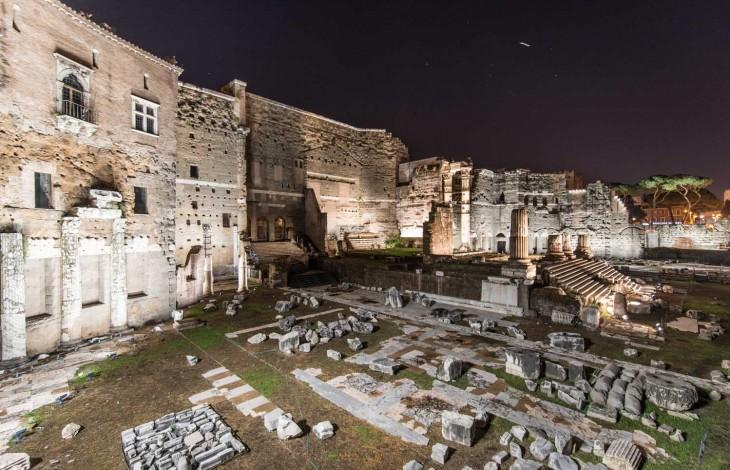 Roman Forum - Rome Tour