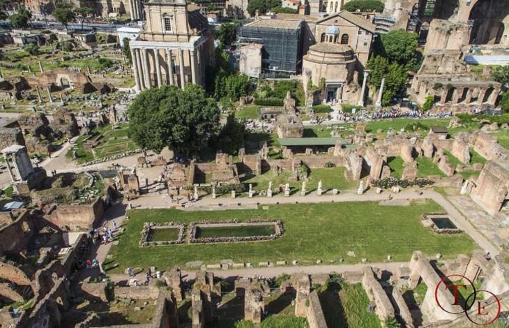 Roman Forum - Rome Tours