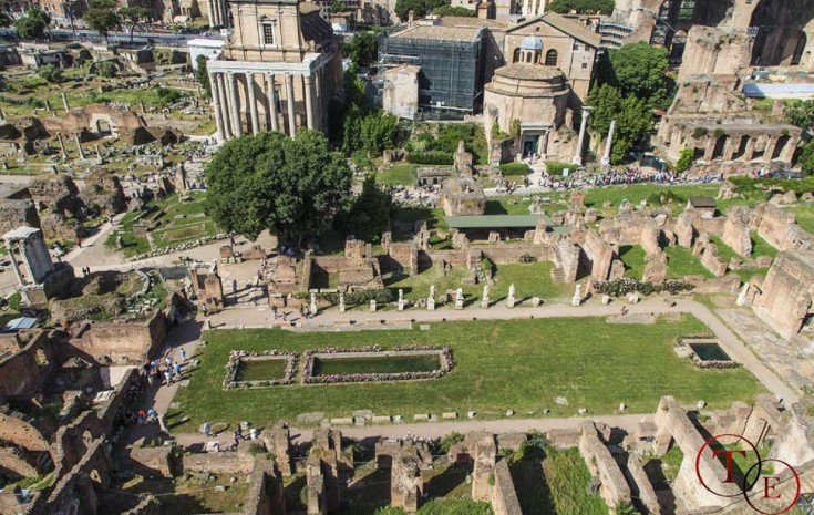 5 fascinating sights in the Roman Forum