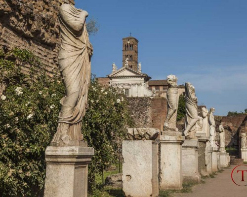 Privilege and punishment: the Vestal Virgins of Ancient Rome