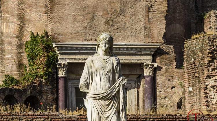 Vestal Virgins Rome - Rome Tour