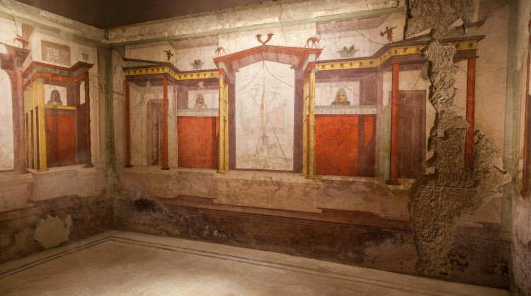 House of Augustus - Rome Tours