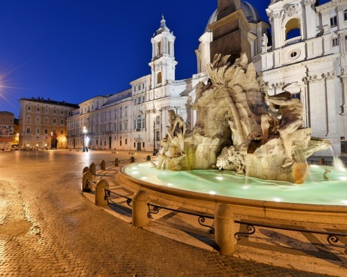 5 fantastic fountains in Rome