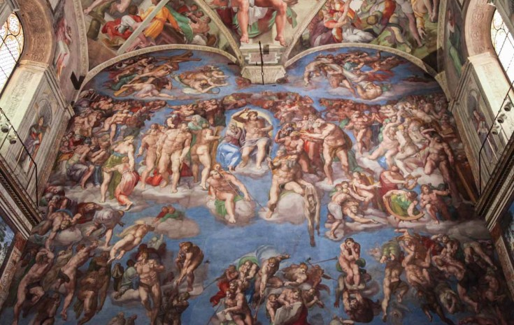 10 things about the Sistine Chapel