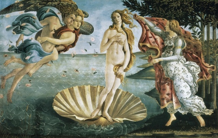 5 must-see paintings in the Uffizi Gallery
