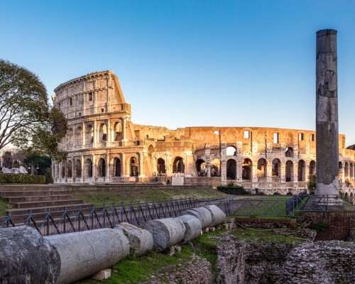 Why choose a Rome Cruise Excursion?