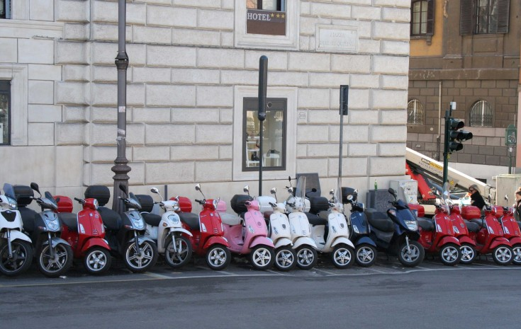 The truth about motorinos in Rome