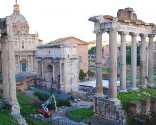 Rome Birthday predated to 6th century BC