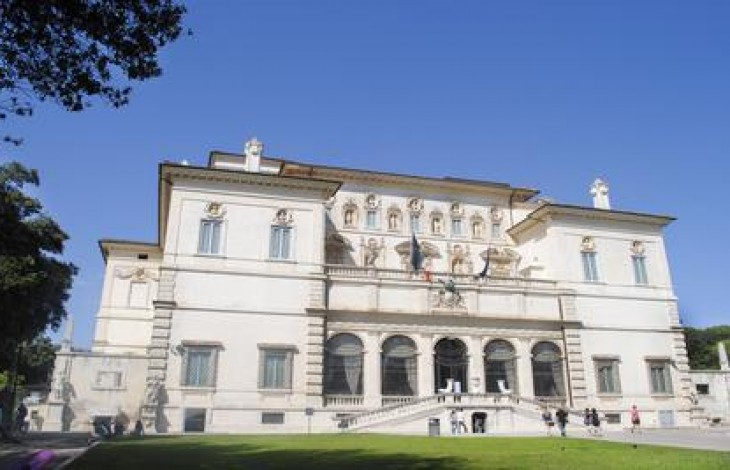 Scipione Borghese and its Gallery