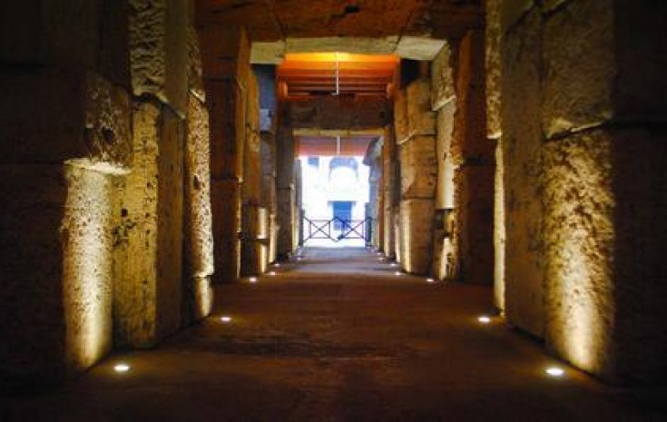 Some Underground Places in Rome