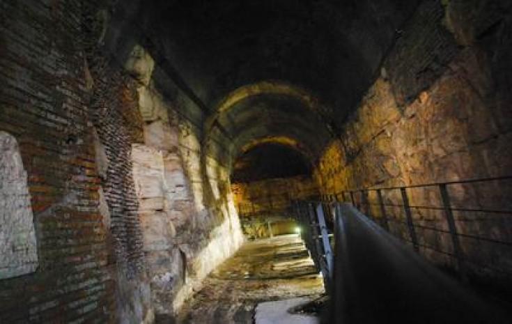 Secret passages of Rome