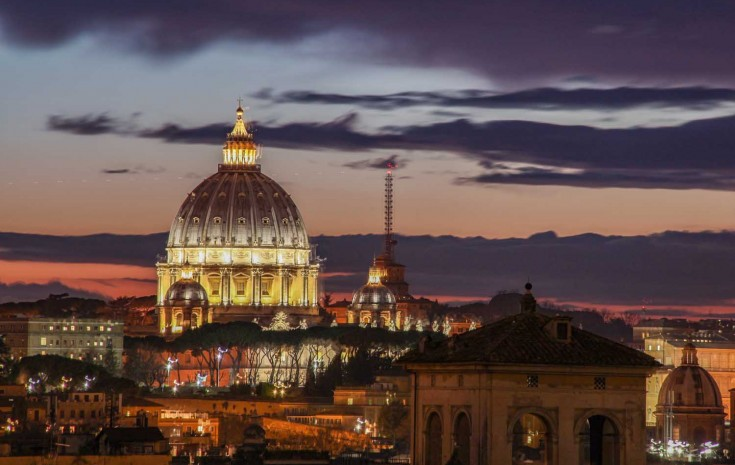 Nightlife & Dailylife in Rome and the Vatican
