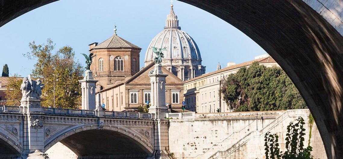 Top 5 Romantic spots in Rome