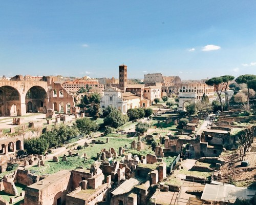 6 recent restorations to better experience the glorious past of the Roman Forum