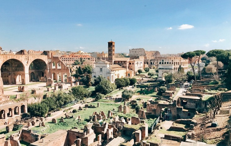 Roman Forum tips