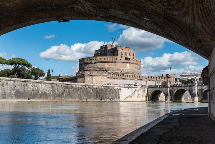 Fortress of the Angels: the Mysteries and Histories of Castel Sant'Angelo