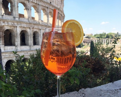 Where Can a Gal Get a Drink Around Here? Rome's Top Ten Aperitivo Bars
