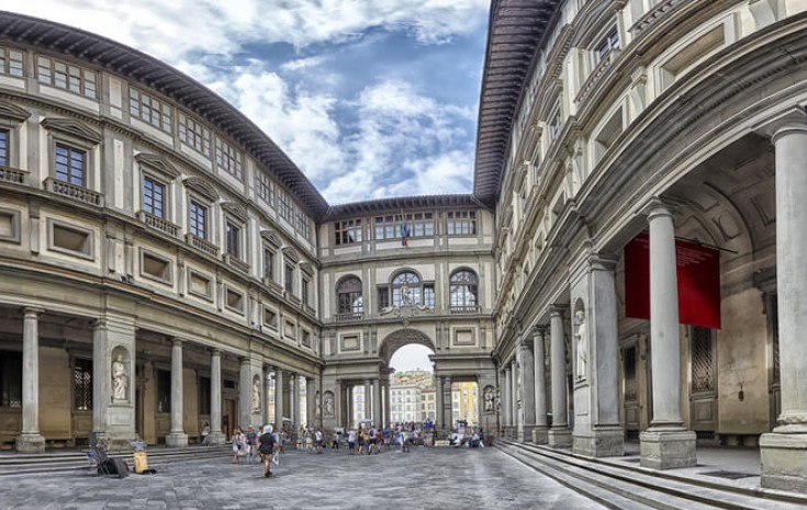8 Sources of Wonder at the Uffizi Gallery