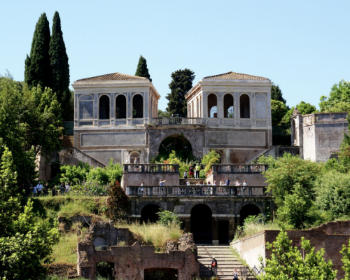 The Newly Reopened Farnese Aviaries: A Renaissance Garden in Ancient Rome