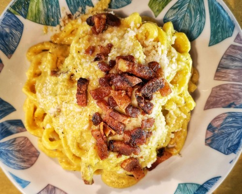 Story of a Carbonara: The Inside-Track on Rome's Greatest Dish