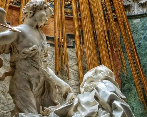 How Deep is your Love? The Painful Ecstasy of Bernini's Saint Teresa