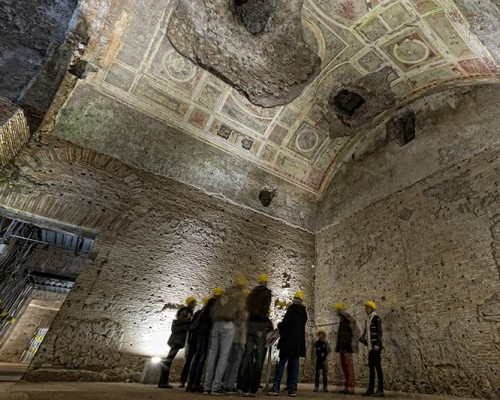 The Renaissance Rediscovery of Nero's Golden House