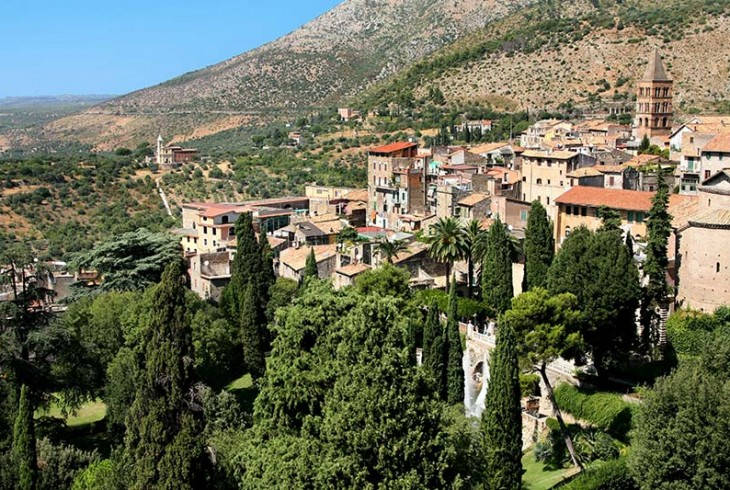 A Guide to the 3 Magnificent Villas of Tivoli