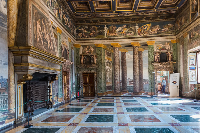 Raphael's Loggia of Cupid and Psyche