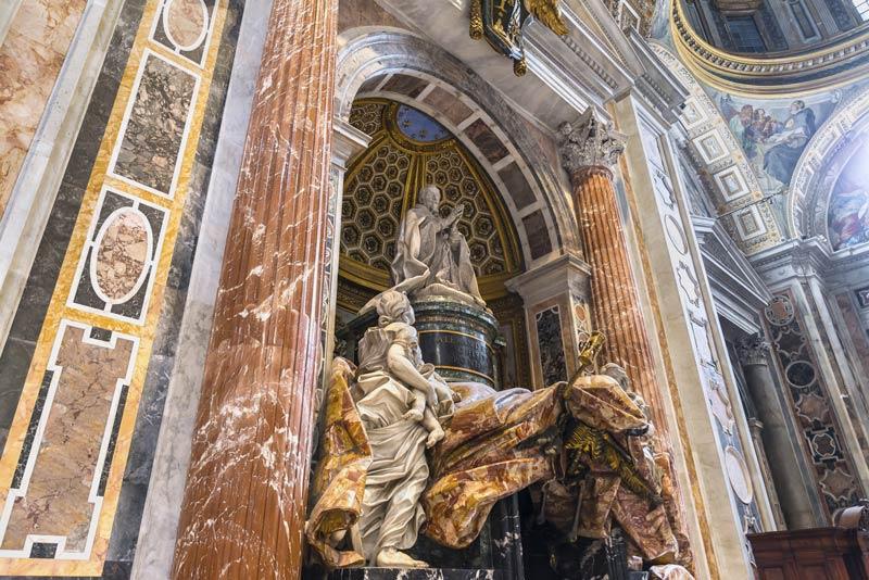 Pope Alexander VII Monument