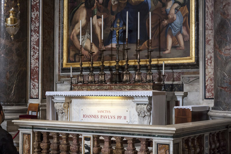 John Paul II's Grave