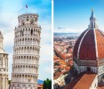 Cruise Shore Excursion to Pisa & Florence: Experience the Best of Tuscany in a Day