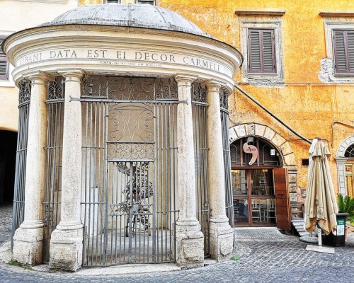 Triumph and Tragedy in Rome's Jewish Ghetto: In Search of Europe's Oldest Jewish Community