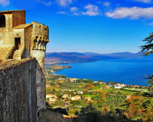 A Day Trip to Bracciano from Rome