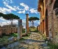 Stroll down the streets of the ancient city on our Ostia Antica tour