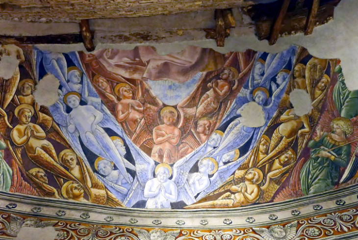 Uncover the artistic secrets of a hidden Renaissance chapel in Rome