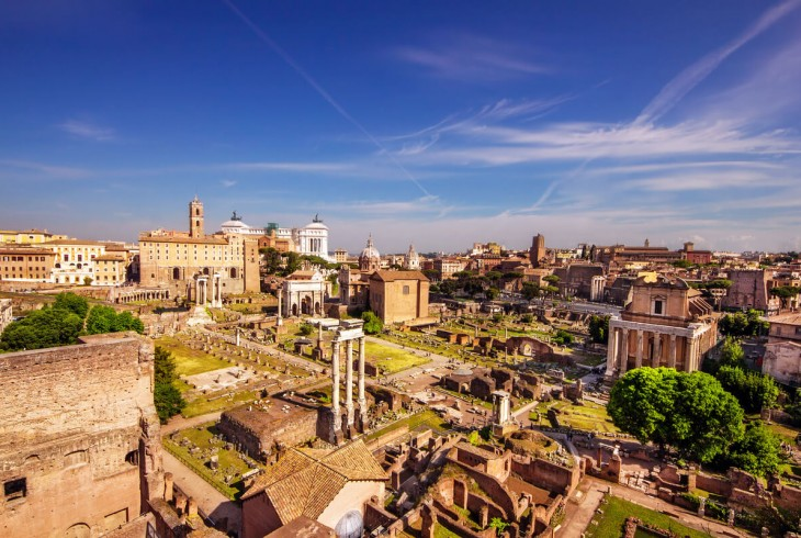 The Complete Online Guide to the Palatine Hill