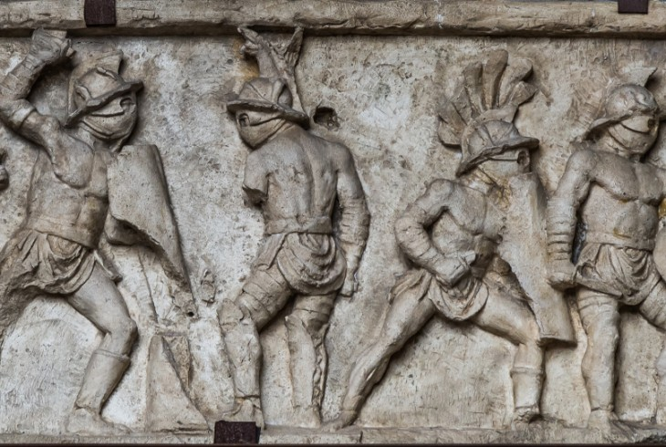 Gladiators in the Roman Colosseum: An Introduction