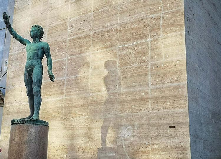 Genio dello Sport, Eur, Rome