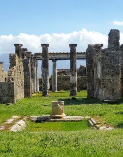 Pompeii Tour from Rome by Car: Luxury Experience