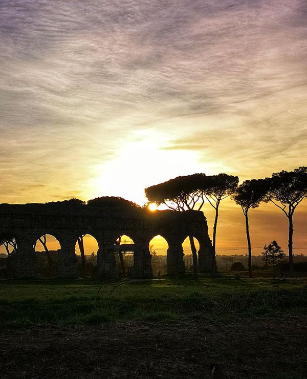 Parco degli Acquedotti, Rome