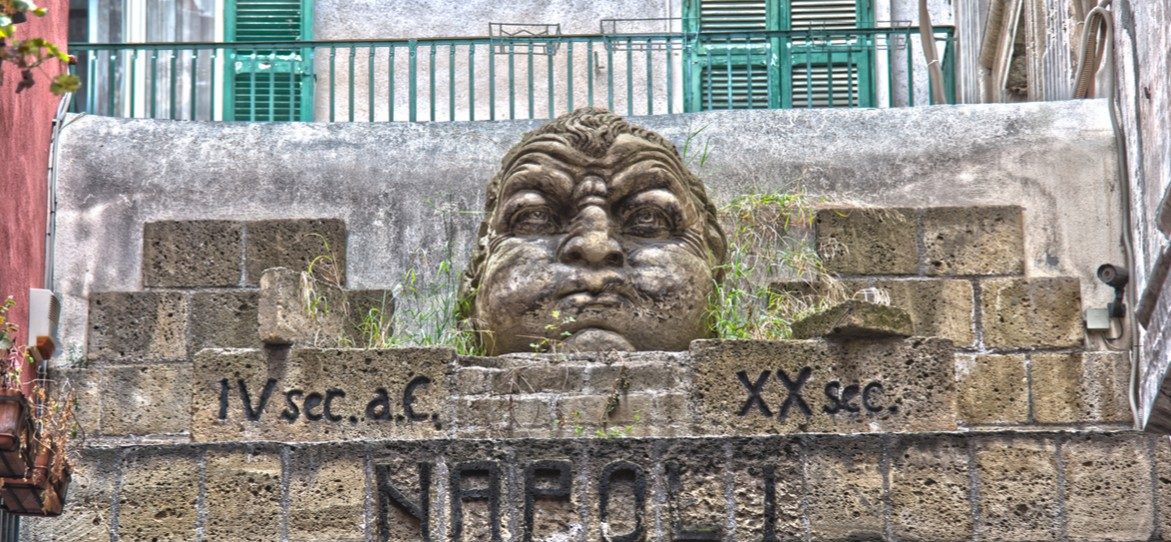 Underground Naples: a Journey into Sanità, the 'Valley of the Dead'