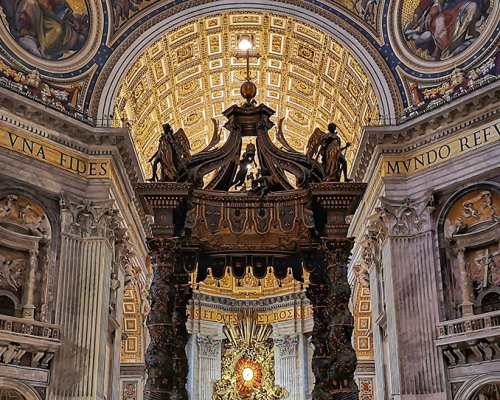 St. Peter's Basilica Guide: Art and Faith in the Vatican City