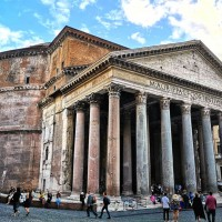Gaze up at the Pantheon, ancient Rome's incredible temple to all the gods