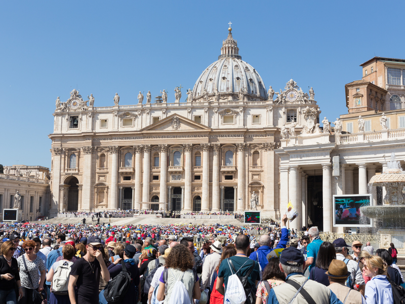 Book skip-the-line tours at the Vatican or Colosseum