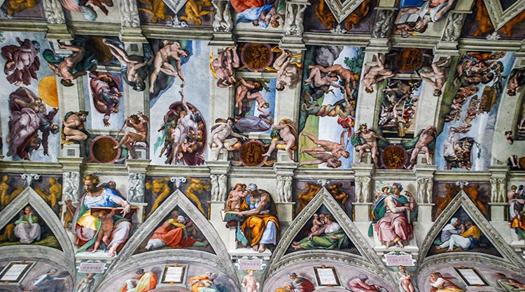 5 Things About the Sistine Chapel by Michelangelo